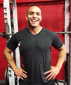 Daniel Alvarado, Push-as-RX Owner and Head CrossFit Trainer