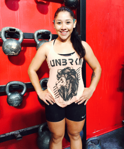 Iylene Avalos Push-as-RX CrossFit Trainer