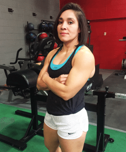 Lluvia Martinez Push-as-RX CrossFit Trainer