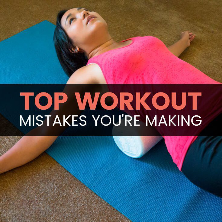 Top workout mistakes is your exercise routine hurting you pushasrx crossfit athletic - Electricity bill highcommon mistakes might making ...