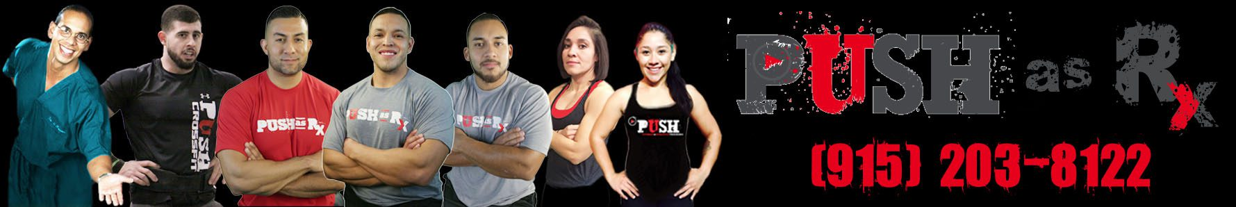 PushAsRx Athletic Training Centers El Paso, TX