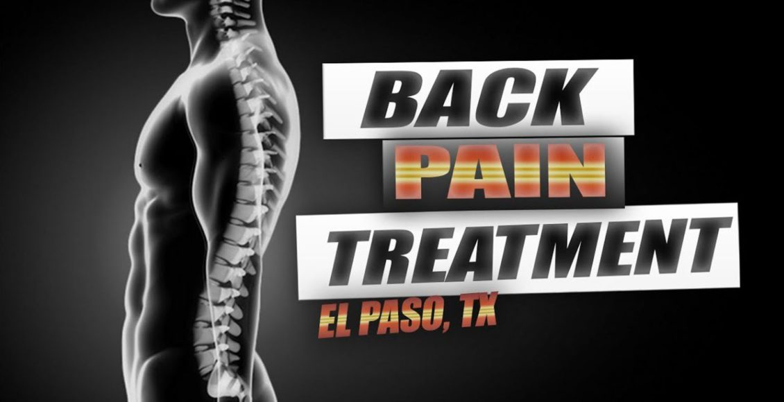 back pain therapy el paso tx.
