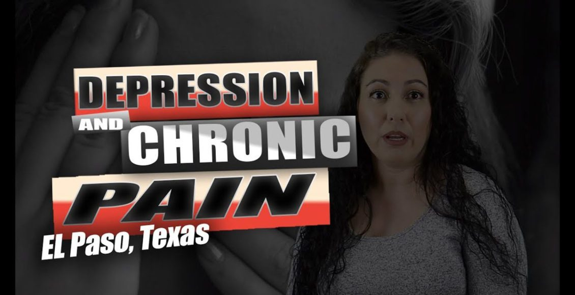 depression and chronic pain treatment el paso tx.