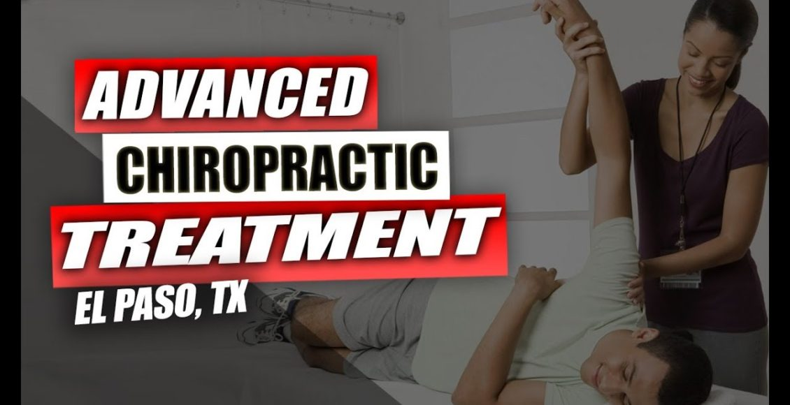 advanced sciatic chiropractic therapy push as rx chiropractic & fitness center, el paso tx.