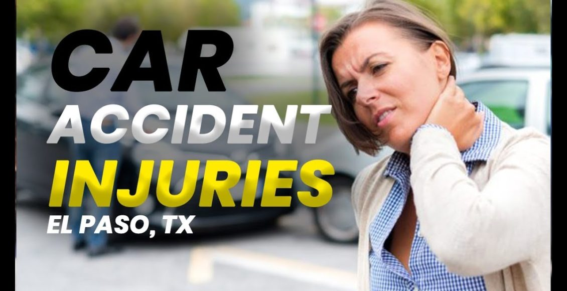 11860 Vista Del Sol Ste. 128 Chiropractic Care after a Car accident | El Paso, Tx