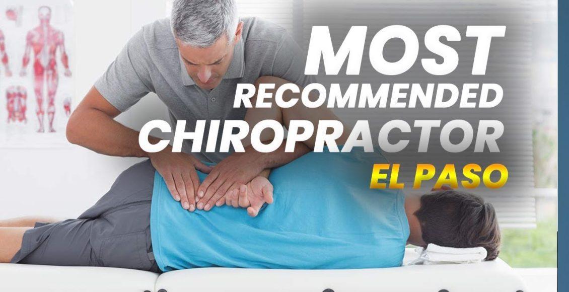 11860 Vista Del Sol Most Recommended Chiropractor | El Paso, Tx