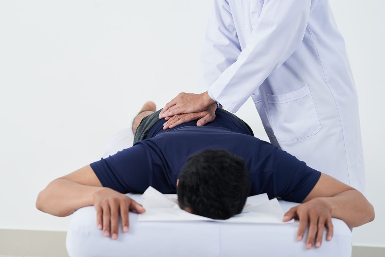 11860 Vista Del Sol, Ste. 128 Chronic Low Back Vertebrogenic Pain and Spinal Vertebral Endplates